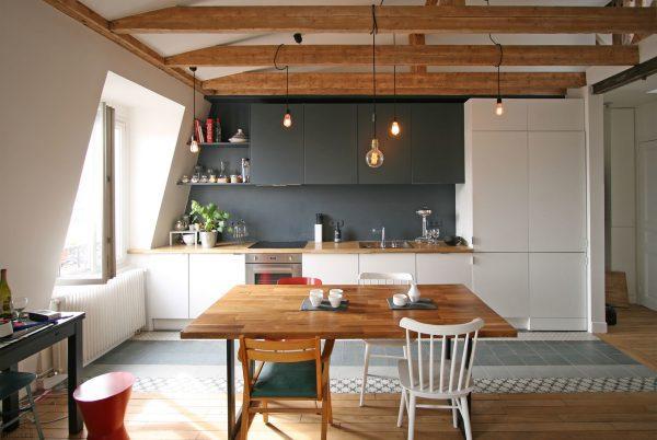 low ceiling attic ideas
