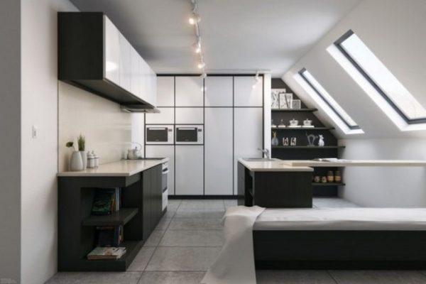 attic furniture ideas