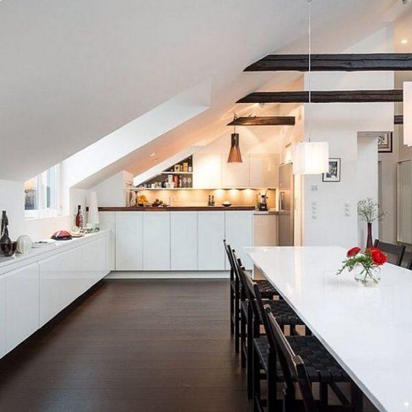 attic house design