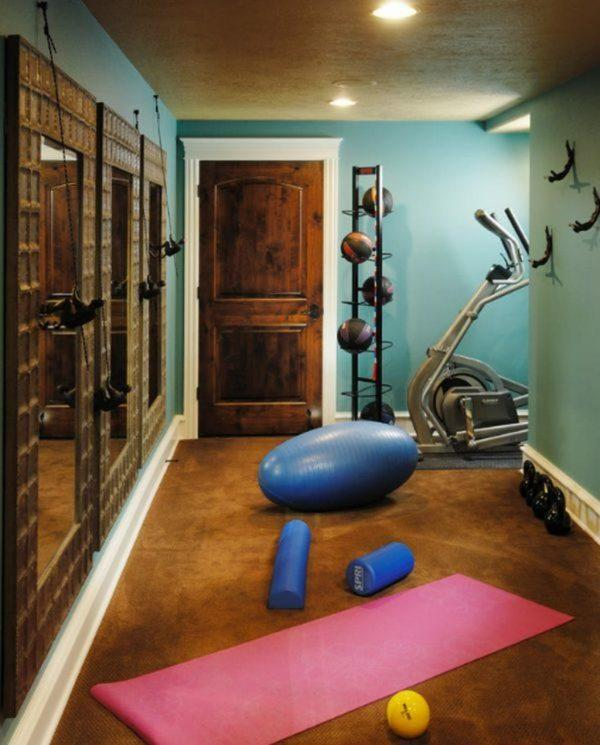 small home gym ideas