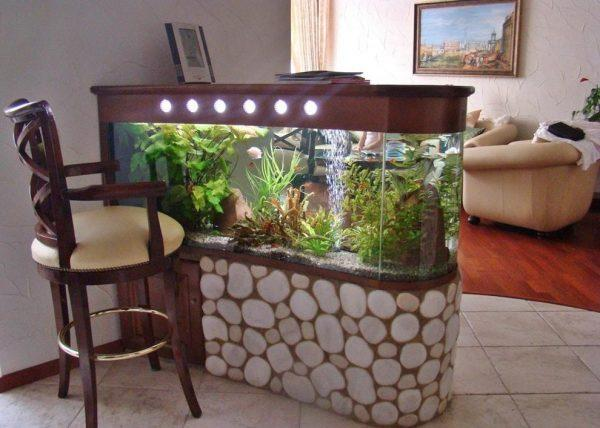 indoor aquarium