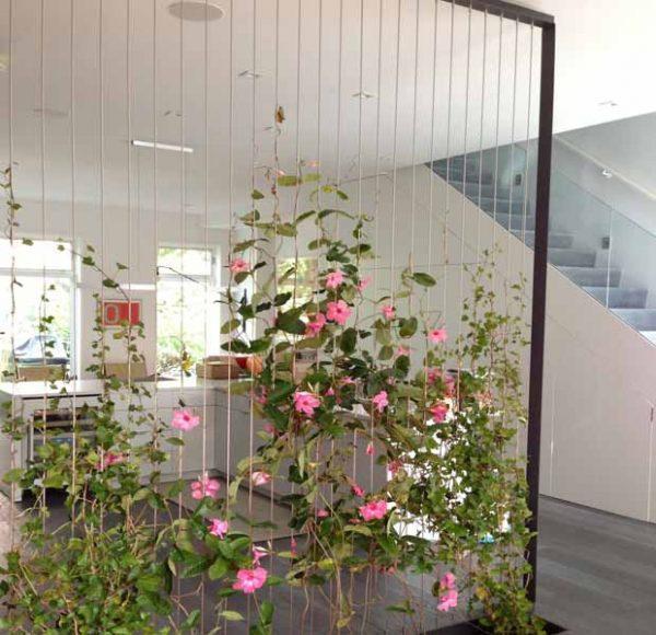 interior flower decoration