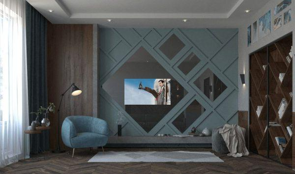 tv accent wall ideas
