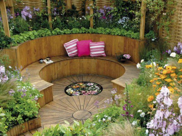 small secret garden ideas