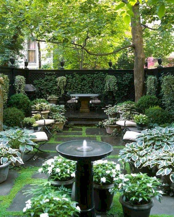 secret garden decorating ideas