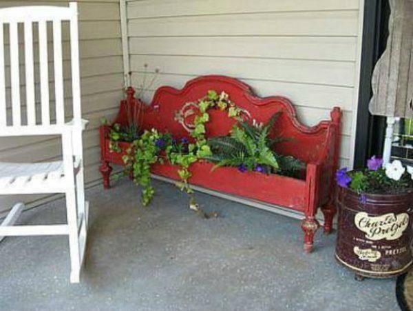 headboard planter