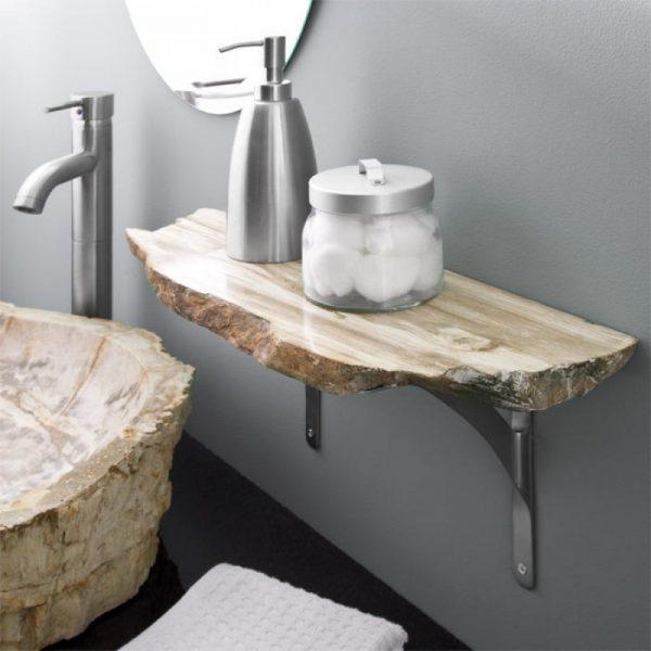 bathroom shelf ideas