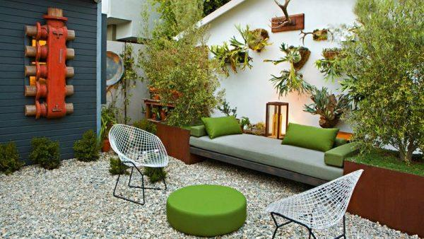 small garden designs without grass
