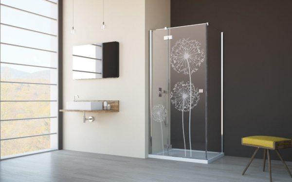 cool shower door ideas