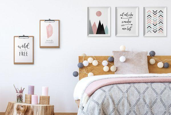 diy bedroom decor