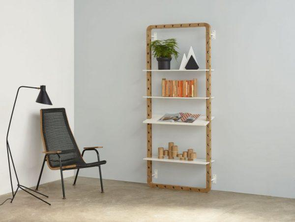 diy modular shelving