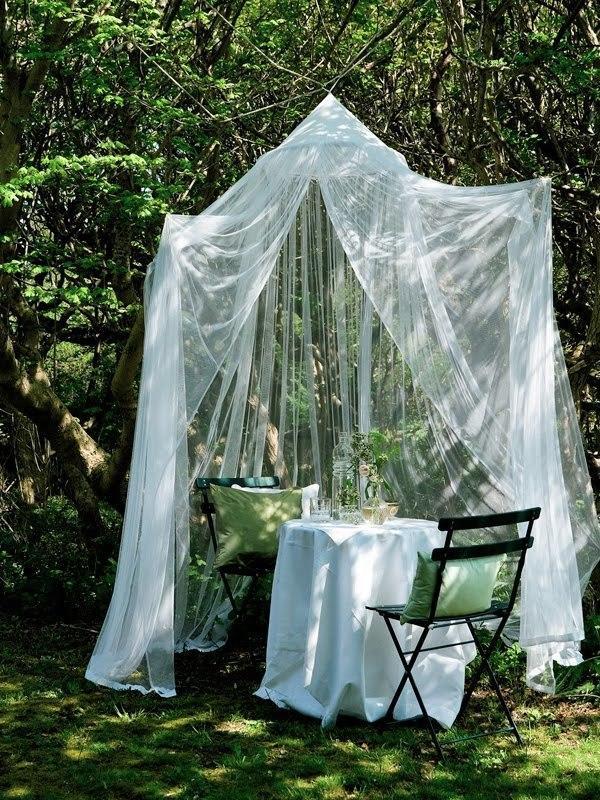 diy tree tent