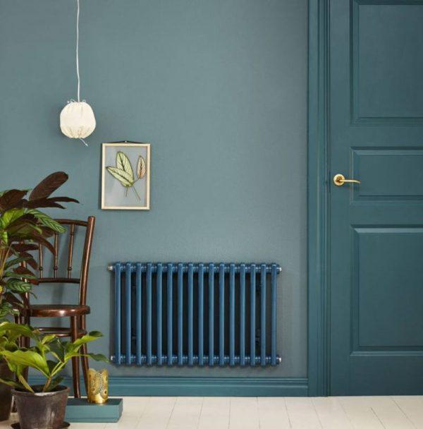 coloured electric radiators