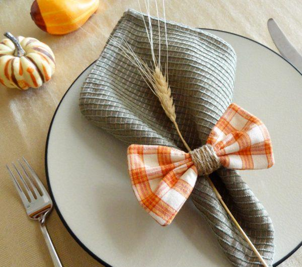 simple napkin rings