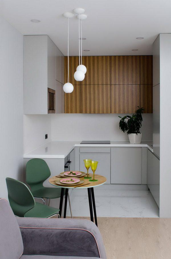 small kitchen units