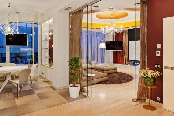interior sliding glass doors