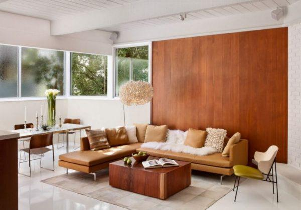 modern wood paneling for walls