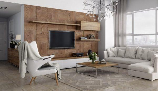 modern wood paneling ideas