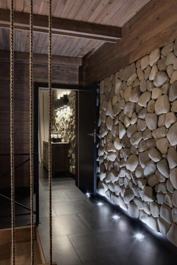decorating with rocks and stones