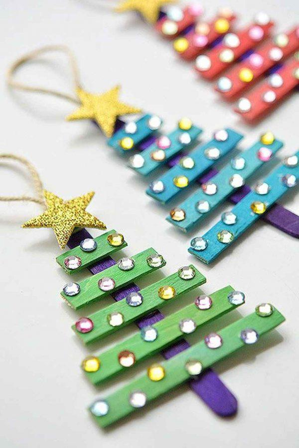 popsicle stick xmas ornaments