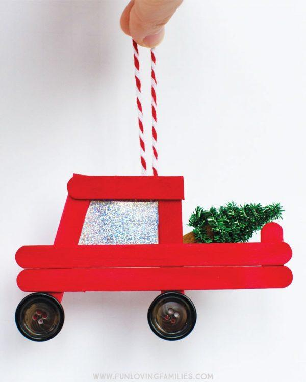 popsicle stick christmas crafts