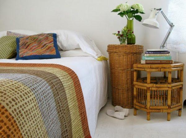 rattan bedroom furniture indoor