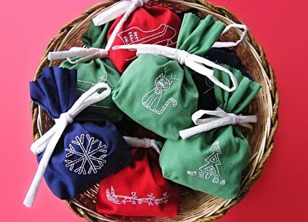 diy mini gift bags