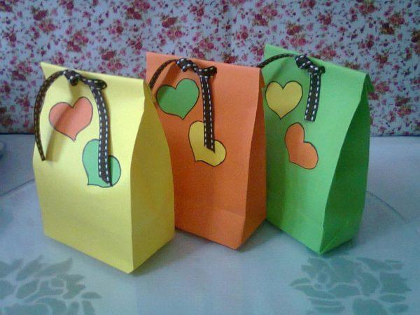 diy paper bag