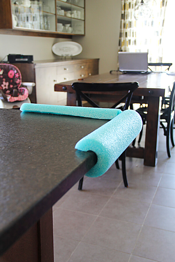 uses for swimming pool noodles