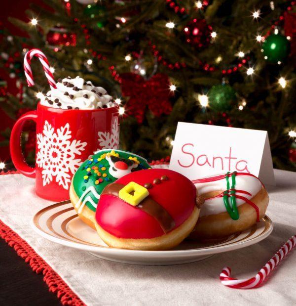 christmas food decorations