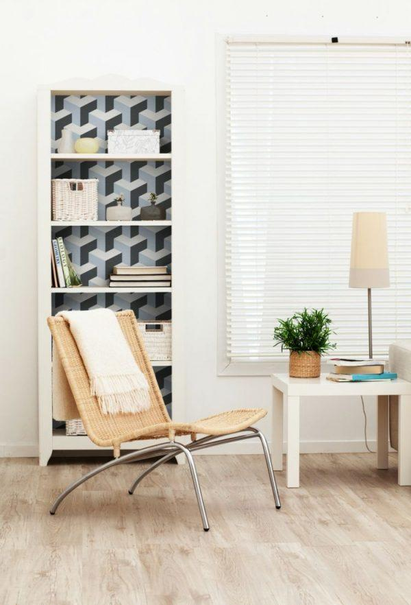 What to Make from wallpaper remnants