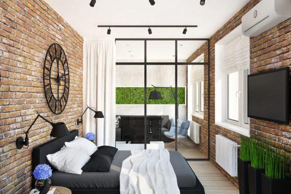 brick for interior walls
