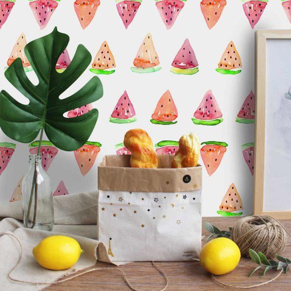 watermelon decor for kitchen