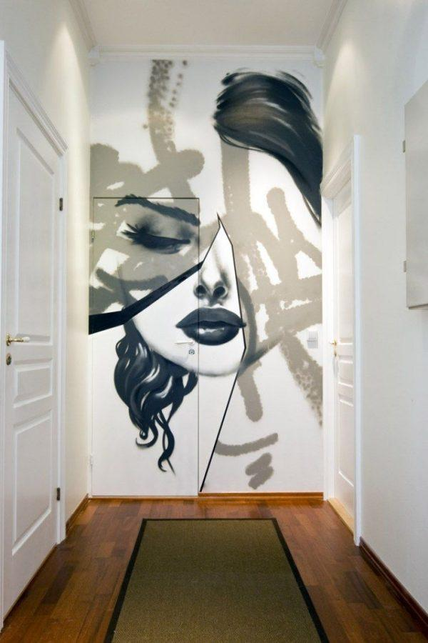 Creative wall painting ideas