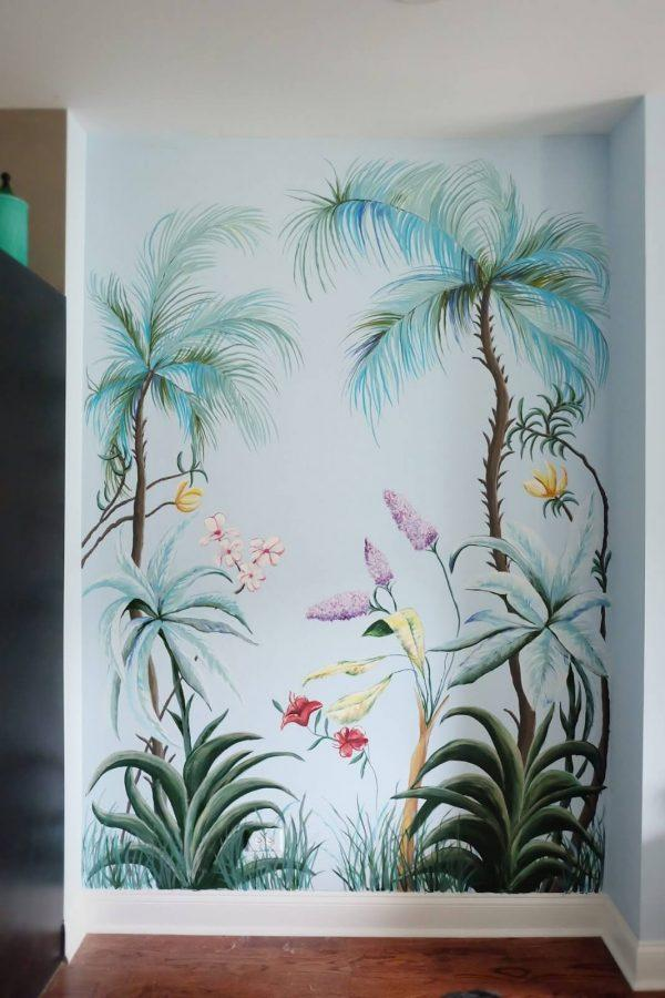 Creative wall painting ideas 1