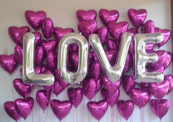 valentine's day party decor