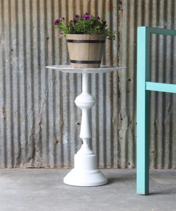 upcycled lamp base 1