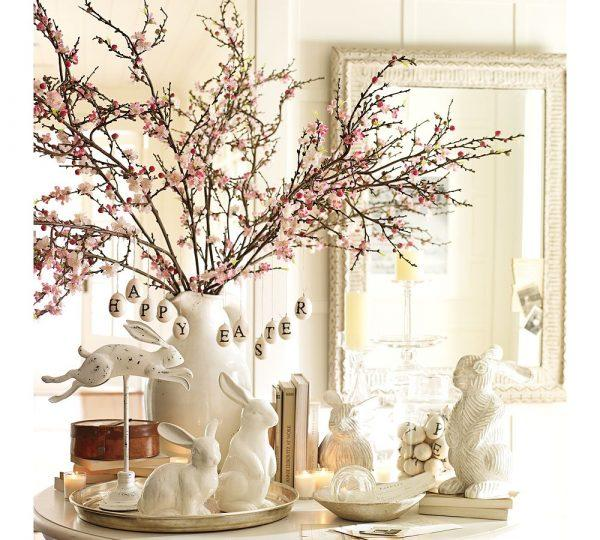 easter bunnies decorations
