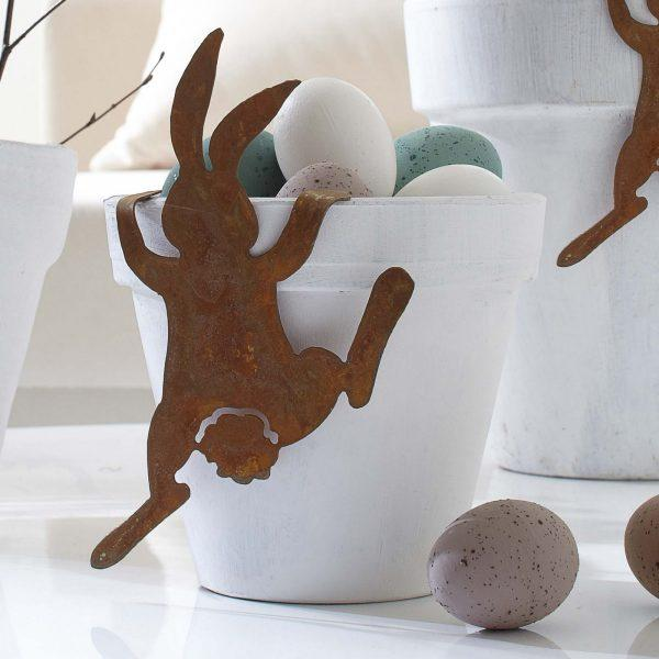 bunny easter decor
