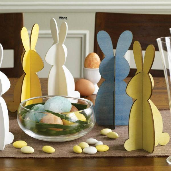 bunny decor for easter