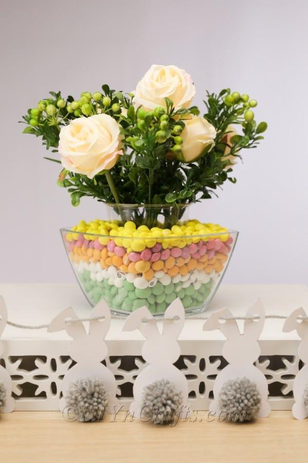 Diy easter vases ideas