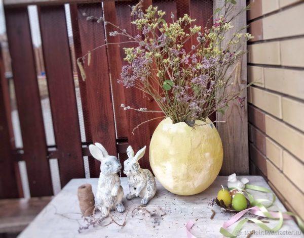 easter vase ideas
