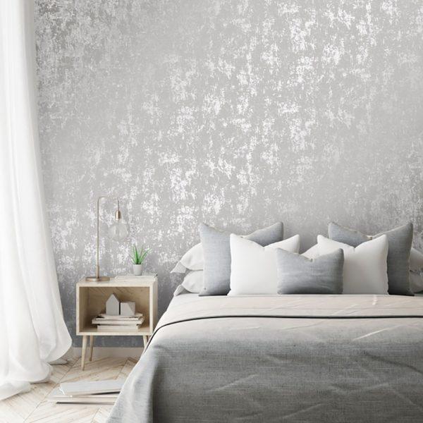 Metallic wallpaper designs