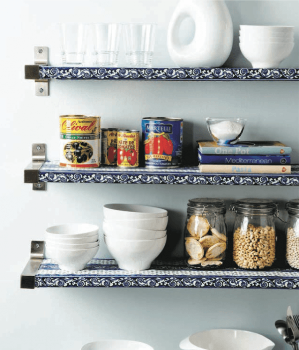 shelf liner decorative
