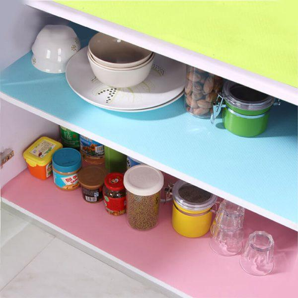 shelf liner for kitchen