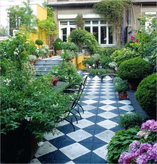 tiles for garden area