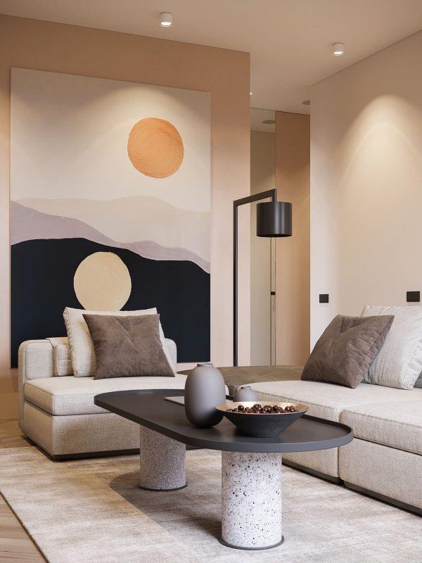 neutral living room color schemes