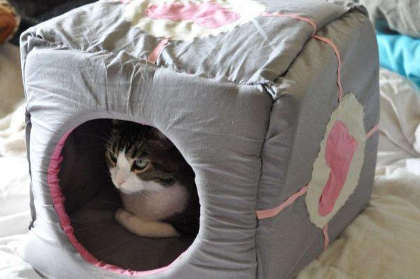 cat house design