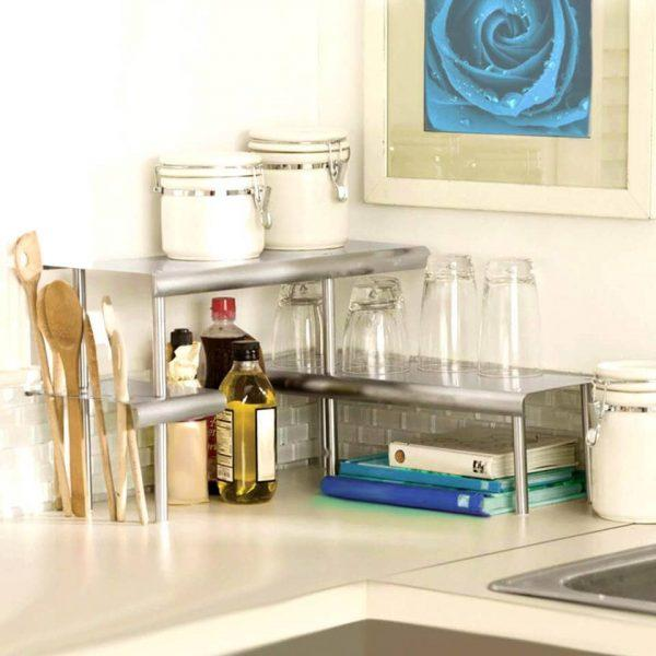 kitchen countertops organization