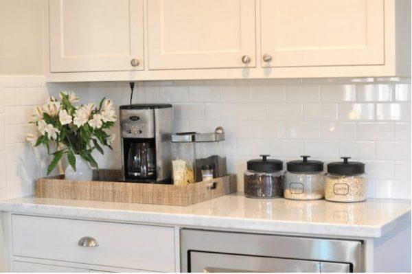 organization ideas for kitchen